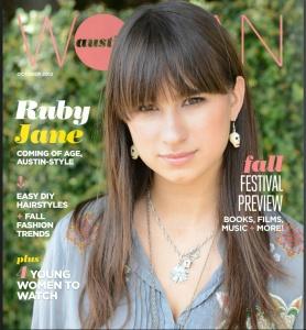 Austin Woman October 2012
