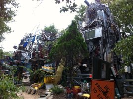 cathedral of junk b