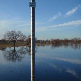 flood gague
